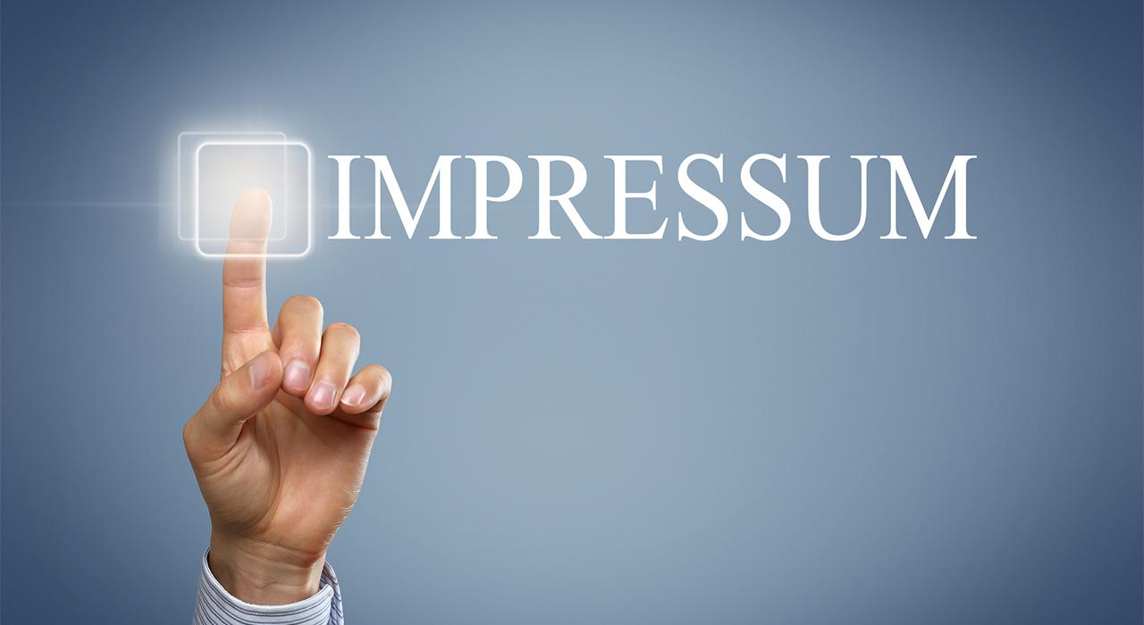Impressum - Obristgerüste