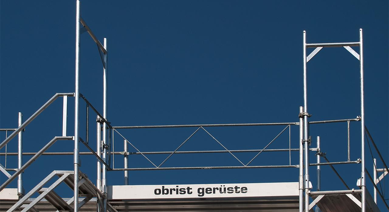 Obristgerüste - Lenzburg