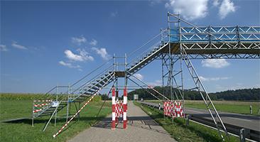 Treppengerueste - Obristgerüste - Lenzburg