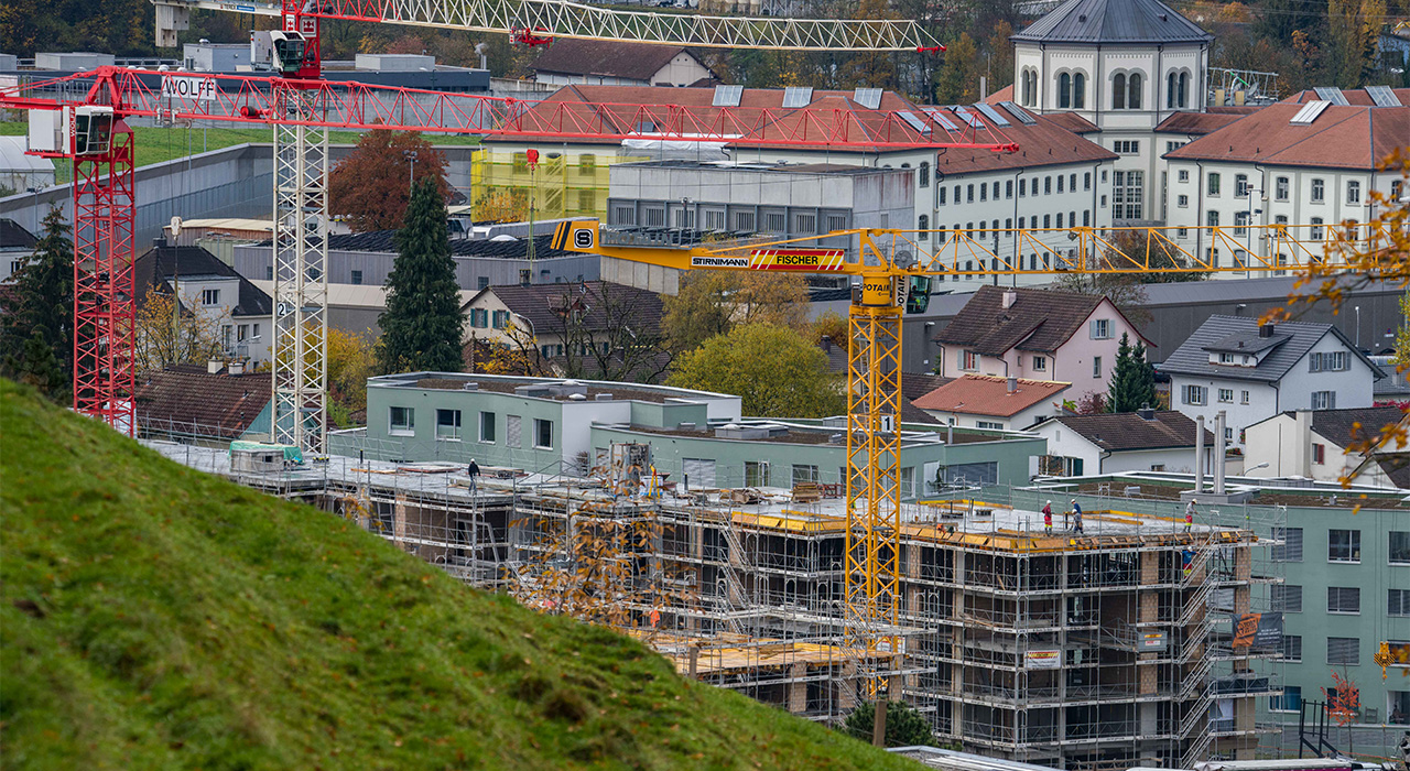 Referenzen - Obristgerüste - Lenzburg